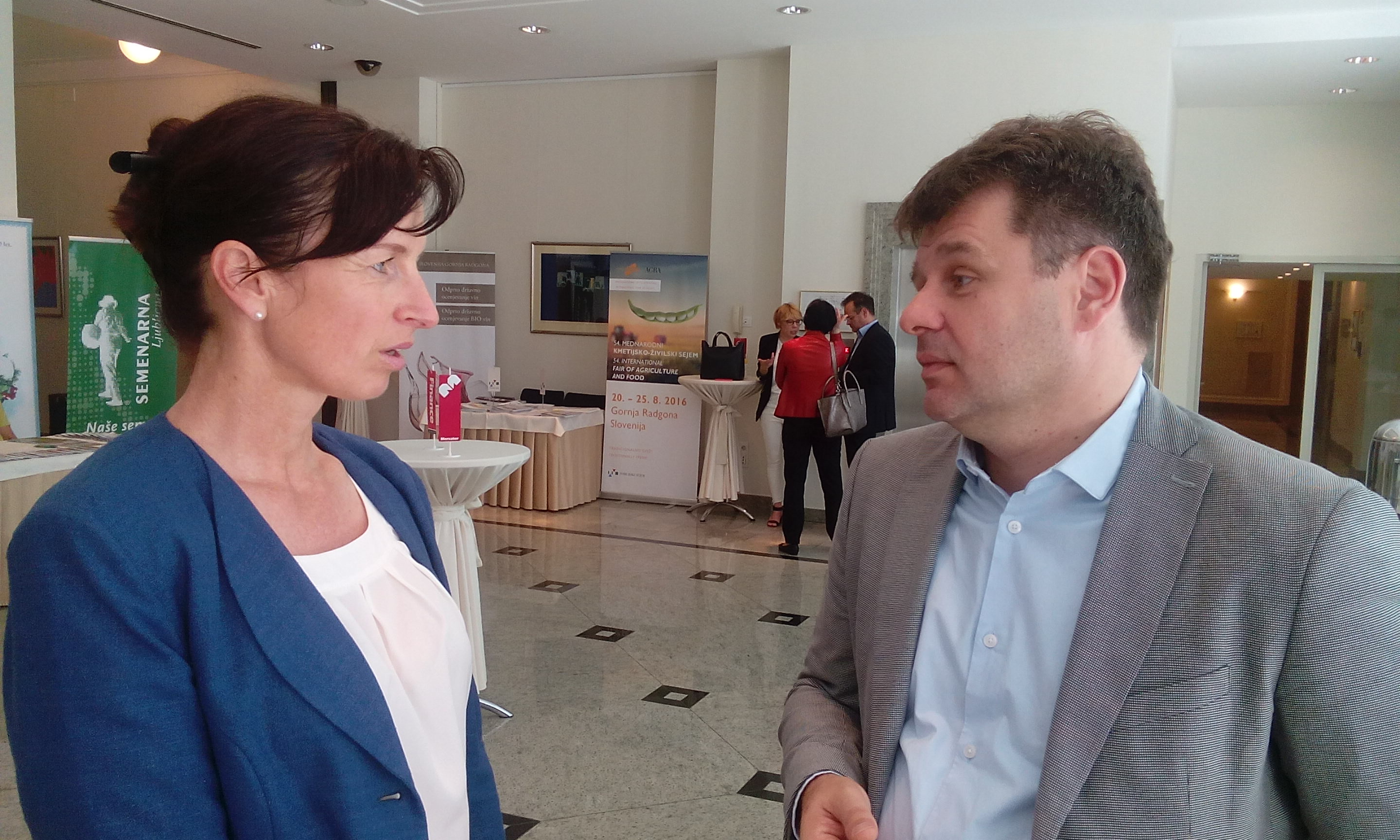 We Visited the Agrobiznis Conference in Ljubljana