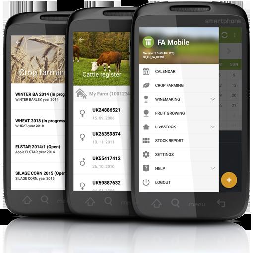 PANTHEON Farming Mobile App