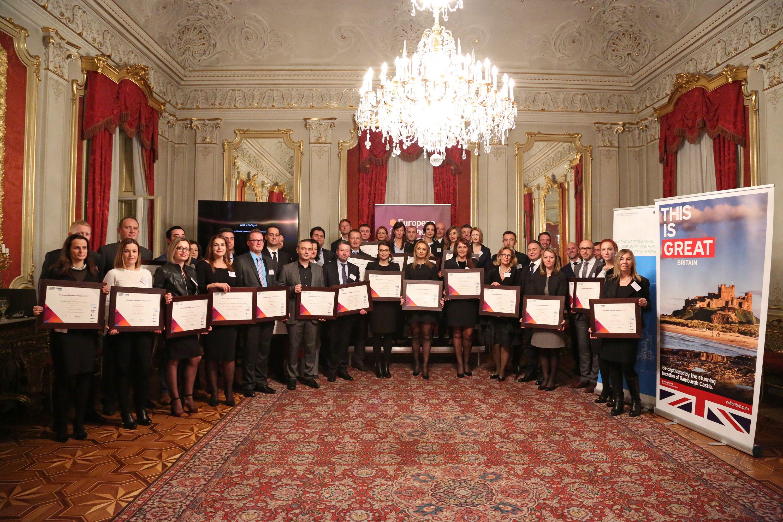 Datalab honoured in prestigious awards
