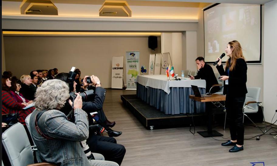 PANTHEON Farming на инвест форуме в Одессе
